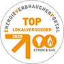 TOP Lokalversorger Strom & Gas 2020 Siegel