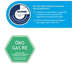 Berühmt ESTW - Erlanger Stadtwerke AG - Erdgas IB18